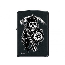 Zippo Sons of Anarchy grim reaper