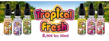 e-liquide conceptarome tropical fresh